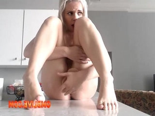 Use the omblive vibe toy now to make her burst huge squirt into the air