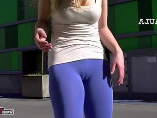 Spanish girls showing cameltoe