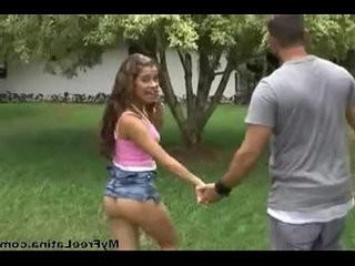 Brazilian Teen Anal Sex