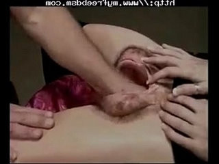 Guys Head In Pussy Extreme Pussy Stretching
