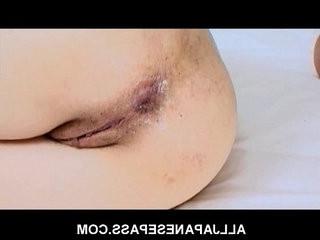 Yuu Mahiru bound, gagged, and fucked very hard