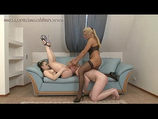 RuthlessMistress femdom High heels and chains