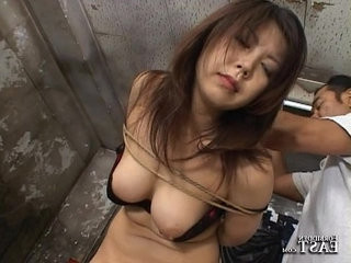 Uncensored japanese bondage sex
